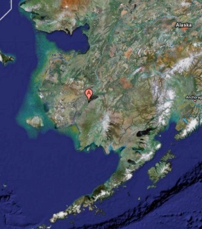 Tuluksak Google map