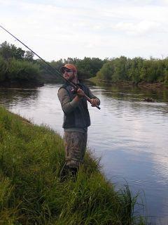 Trever Fishing