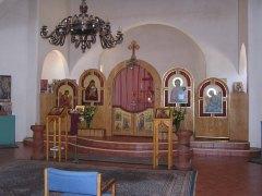 Holy Trinity Iconostasis