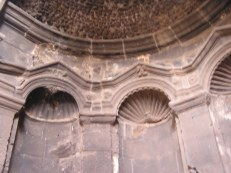 Little temple which had been converted to a monk cell in Bosra