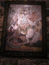 Mosaic of St. George