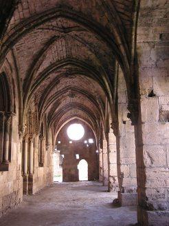Knight Castle -- inside a fancy hall