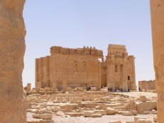 Palmyra -- Temple