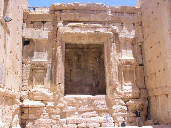 Temple at Palmyra