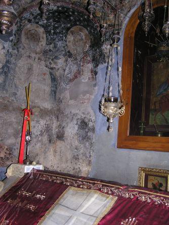 Tomb of St Ilian