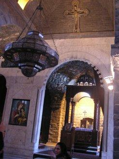 Church of St Mary Om al-Zenar