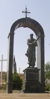 Statue of St Paul