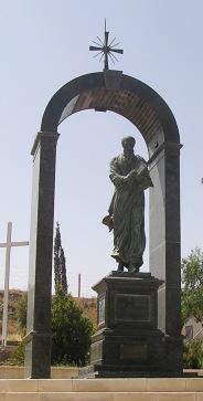 Statue of St Paul