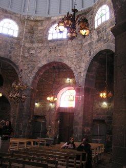 St George Church at Izra