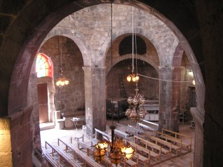 St George Church from second level