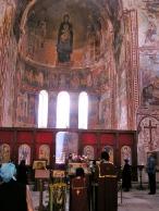 Liturgy in Gelati