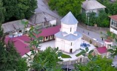 Adorable little monastery