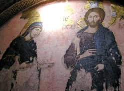 Mosaic, Kyria museum/church
