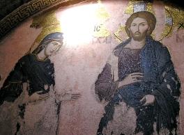Mosaic, Kyria museum/church