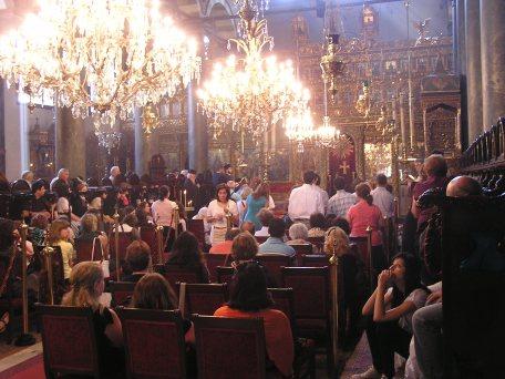 Liturgy in honor of St Euphemia