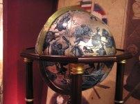 Celestial globe; Islamic Math and Science museum