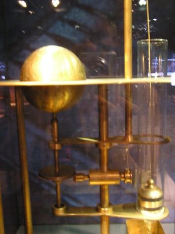 Water clock; Islamic Math and Science museum
