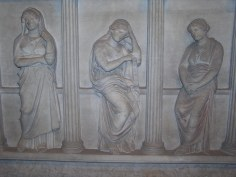 Frieze from the necropolis