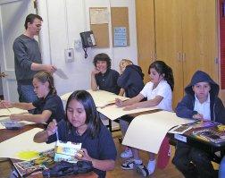 Ethan Teaching NAU South Beaver