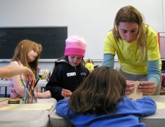 Children's Art Program NAU