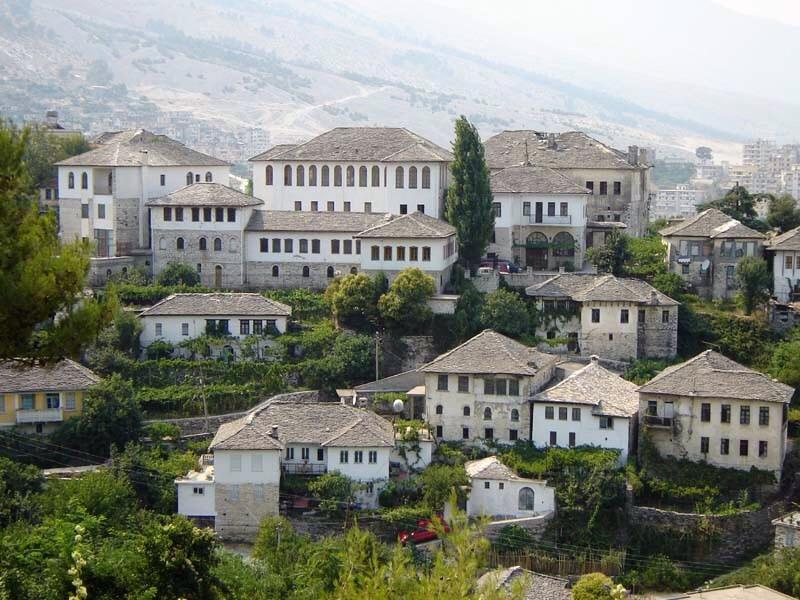 Albania stone