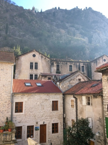 Houses of Kotor
