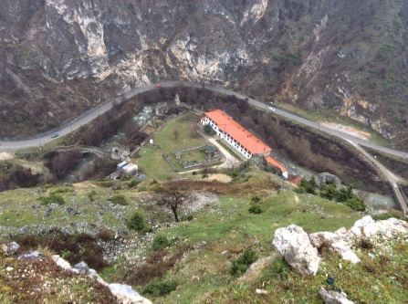 Re-visited the little ruined fort near Prizren
